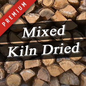 Mixed Kiln Dried firewood from Devon Logs